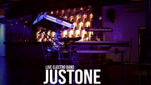 Live electro band , Live cover